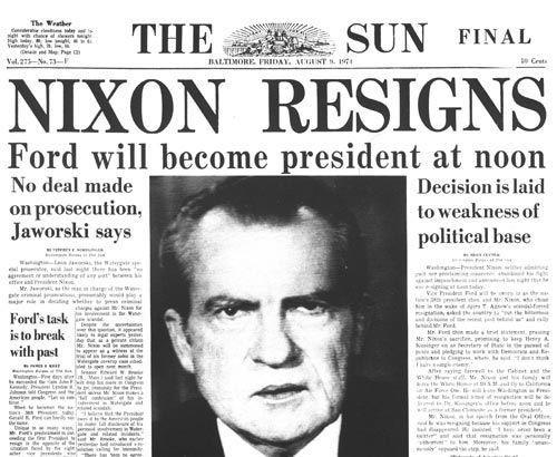 nixonNewspaper