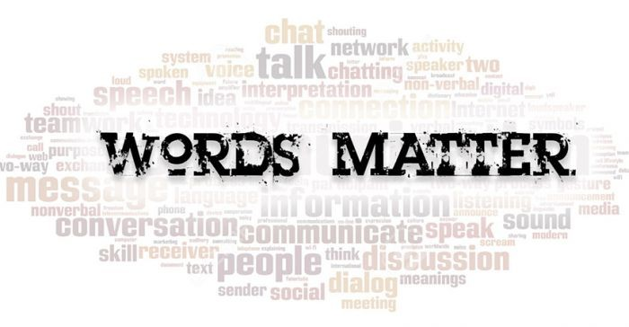 Words Matter - Lessons learned & shared by a noted running coach of