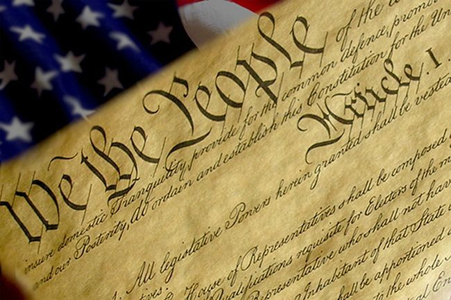 An appropriate time for 'We The People' student focus on U.S. Constitution