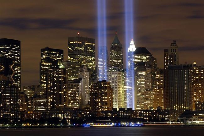 News report from 9/11 of global grief serves as a reminder