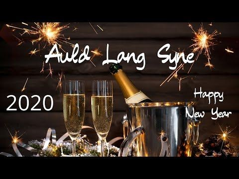 New Year is a crossroad of memories - with Auld Lange Syne as an accompaniment