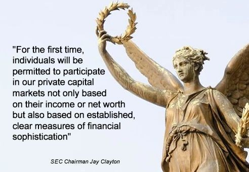 Angel-investor leaders applaud SEC\u0026#39;s new \u0026#39;accredited investor\u0026#39; definition - EasyBlog