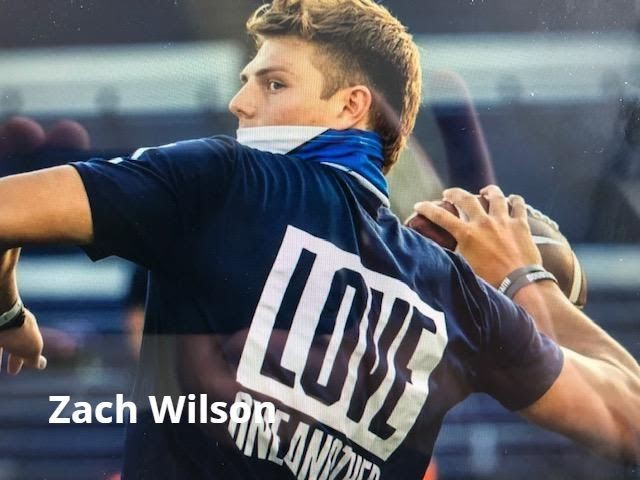 BYU star quarterback Zach Wilson's family as important as his stardom
