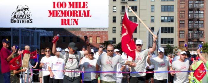100-Mile-Memorial-Run